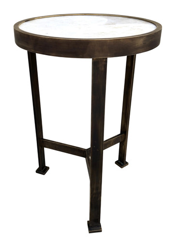 Limited Edition Bronze Side Table 35355