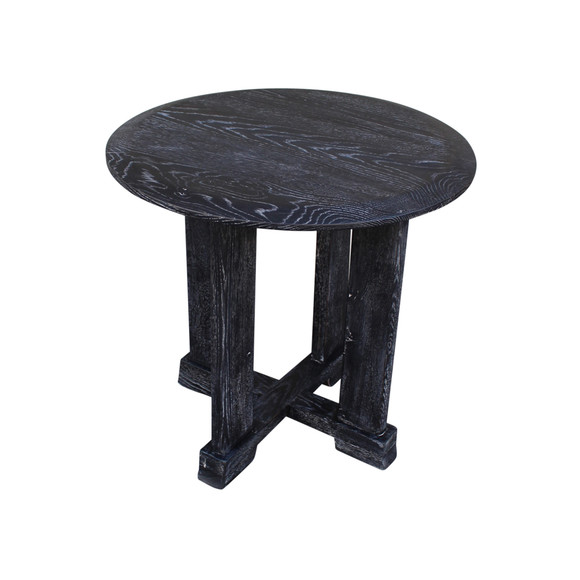 Limited Edition Oak Side Table 31361