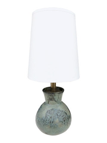 Vintage Danish Ceramic Lamp 35576