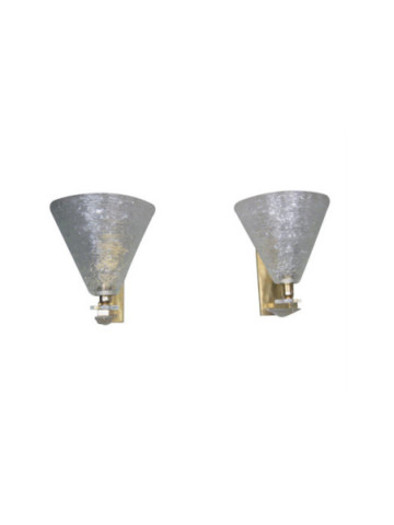 Pair of Vintage Murano Sconces 38437
