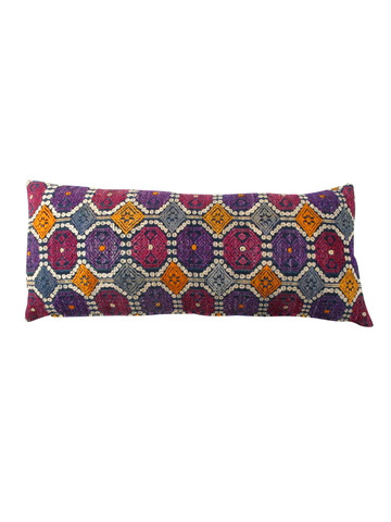 19th Century Central Asia Pillow 31004