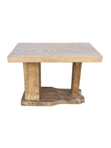 Limited Edition 19th Century Wood Element Side Table 33837