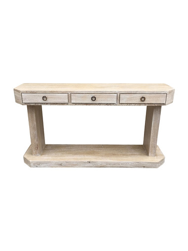 Limited Edition Oak Console 29729