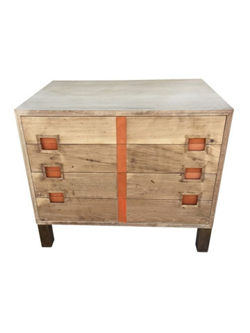 Limited Edition Walnut Commode 34418