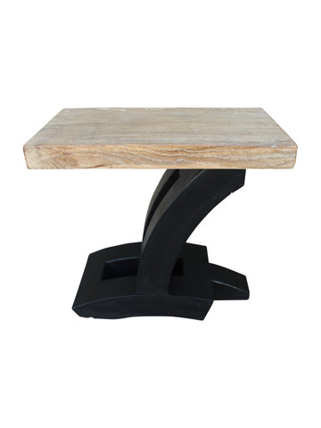 Limited Edition Oak Side Table 26984