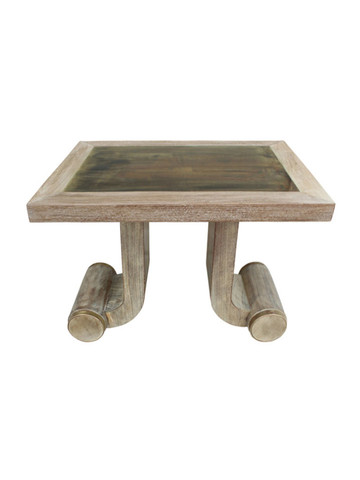 Limited Edition Oak Side Table 35148