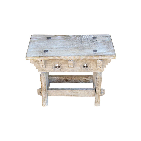 19th Century French Oak Side Table 30422