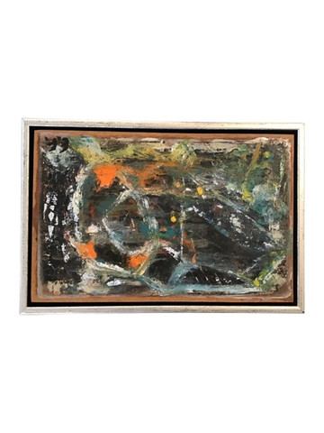 Mid Century Abstract Composition 33892