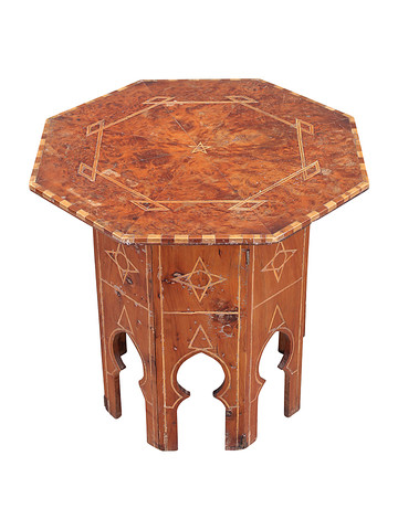 19th Century Syrian Side Table 32031