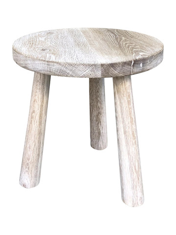 Limited Edition Oak Side Table 35823