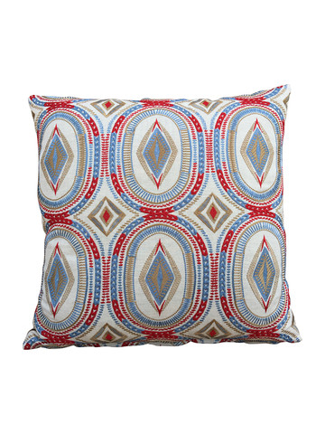 Limited Edition Embroidery Pillow on Belgian Linen 34226