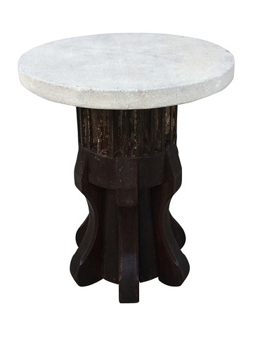 Limited Edition Industrial Element Side Table 33193