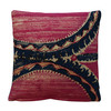 Antique Suzani Textile Pillow 23365