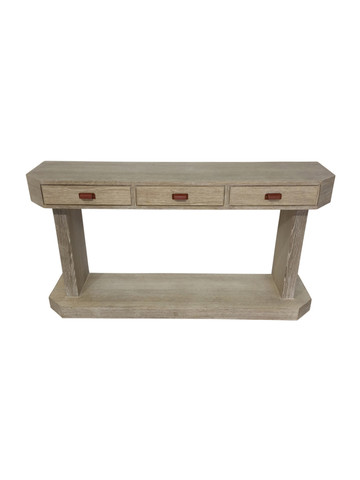Limited Edition Oak Console 36939