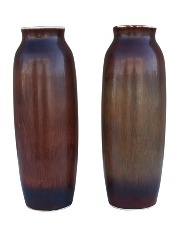 Pair of Carl-Harry Stalhane Ceramic Vases 29348