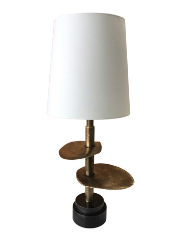 Limited Edition Bronze Lamp 35814