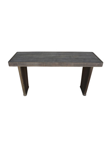 Limited Edition Cerused Oak Console 24374