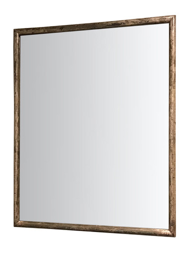 Spanish Silver Leaf Mirror 34183