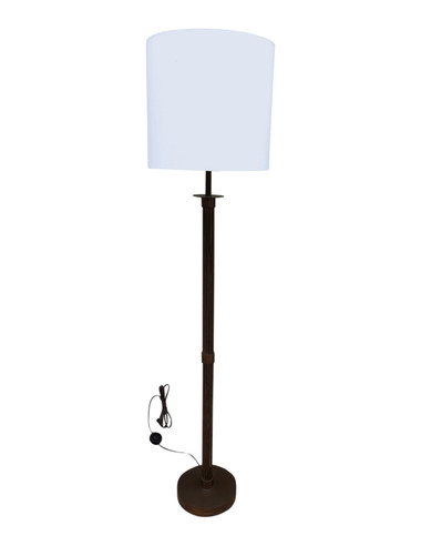 French Copper Floor Lamp 34874