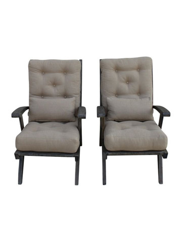 Pair of French Mid Century Armchairs 36707