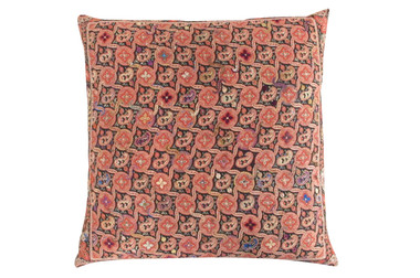 18th Century Turkish Embroidered Pillow 22925