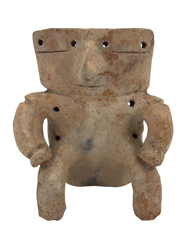 Colmbian Clay Figure 34586