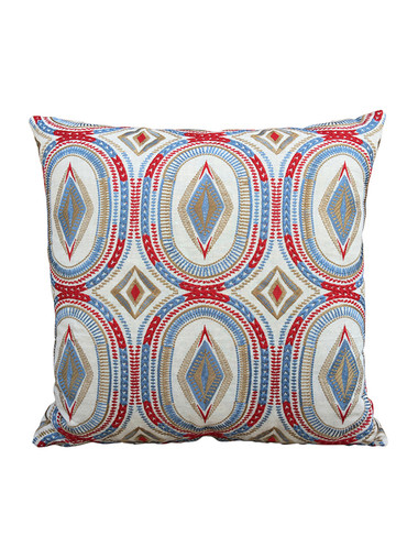 Limited Edition Embroidery Pillow on Belgian Linen 34227