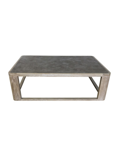 Limited Edition Oak and Concrete Coffee Table 36610