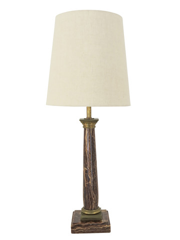 French Marble Lamp 29483