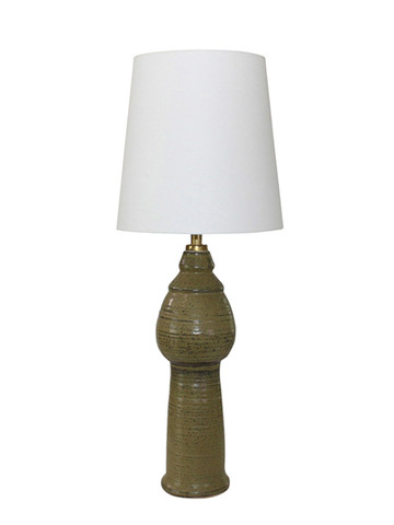 Large French Ceramic Lamp 23140