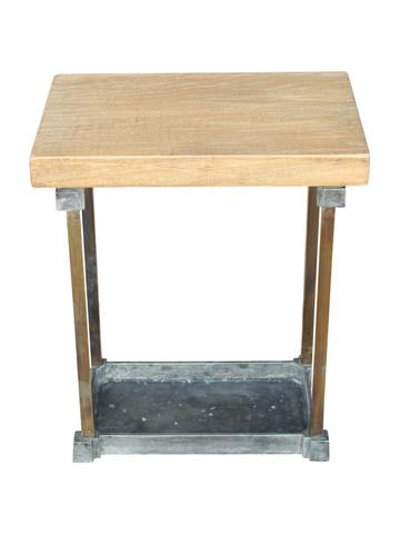 Antique French Side Table 29737