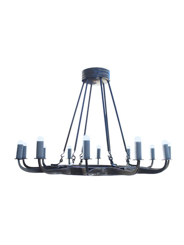 Lucca Studio Sebastian Chandelier 12 Light. 31609