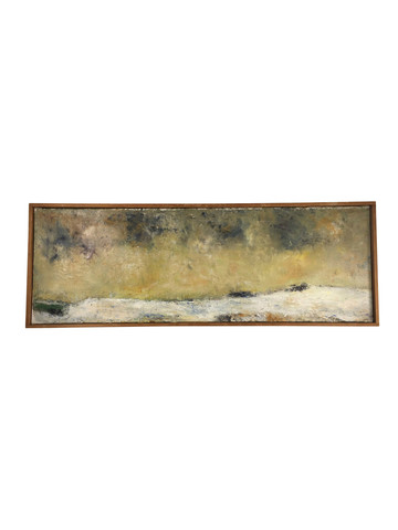 Danish Abstract Landscape Painting 35372