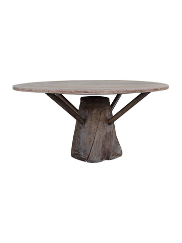 Limited Edition French Primitive Dining Table 35282