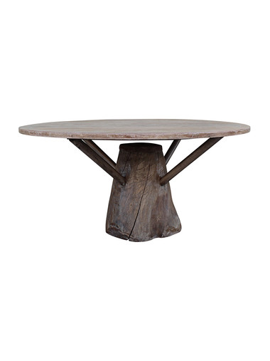 Limited Edition French Primitive Dining Table 36866