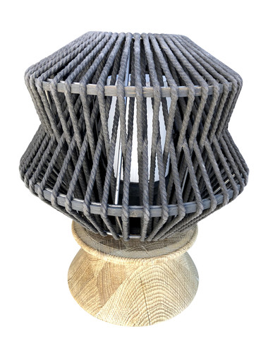 Belgian Rope Lantern Table Lamp 35465