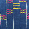 19th Century African Indigo Textile Pillow 31135