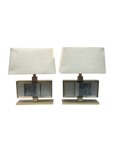 Pair of Limited Edition Lamps 32244