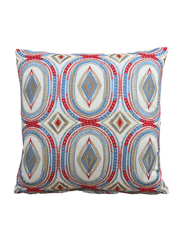 Limited Edition Embroidery Pillow on Belgian Linen 34224