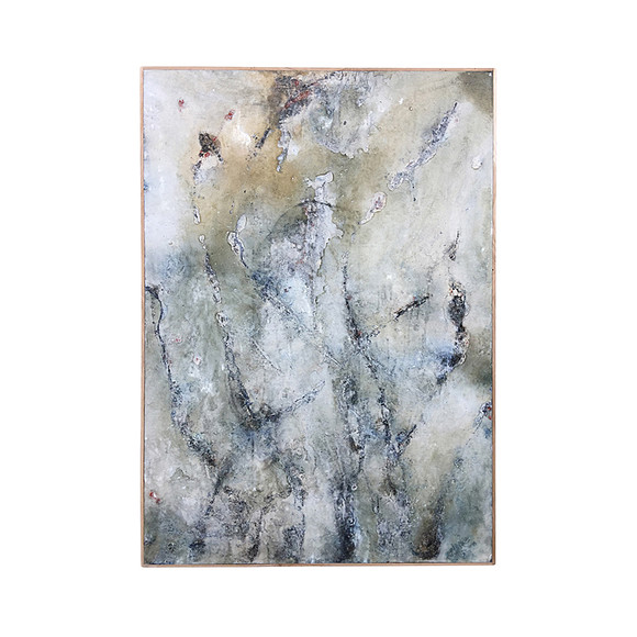 Stephen Keeney Abstract Painting 33102
