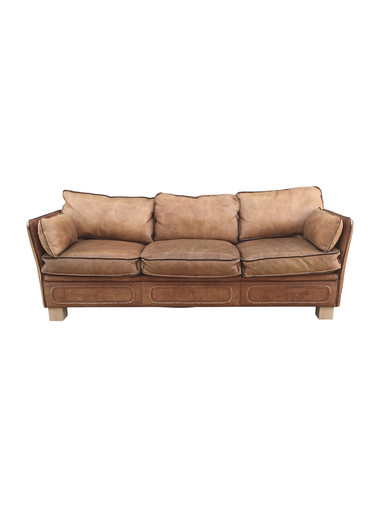 Vintage 1970's French Roche Bobois Sofa 31914