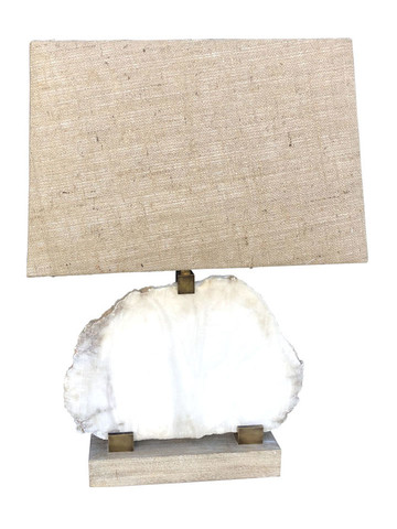 Limited Edition Alabaster Lamp 35866