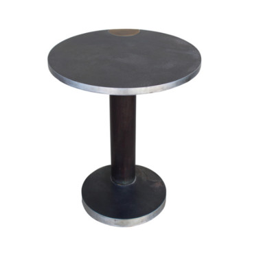 Lucca Limited Edition Mixed Metals Side Table 32449