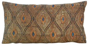 Vintage Indonesian Batik Pillow 31748