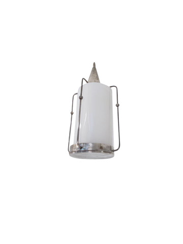 Lucca Studio Silverplated Midi Lantern 32822