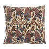 Limited Edition Antique Wood Block Textile Pillow 34690