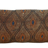 Vintage Indonesian Batik Large Lumbar Pillow 20761