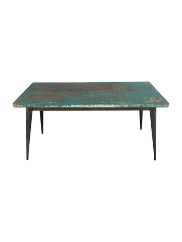 French Mid Century Iron Table 32313