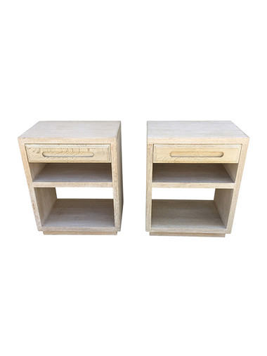 Pair of Lucca Studio Hollis Night Stands 32558
