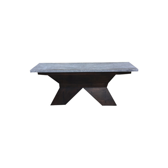Limited Edition Bluestone Top Console Table 34530